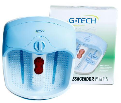 HIDROMASSAGEADOR PARA PÉS BREEZE RELAX - G-TECH