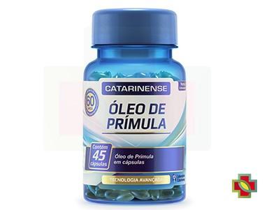 KIT C/ 3 UNDS ÓLEO DE PRÍMULA 45CAPS - CATARINENSE
