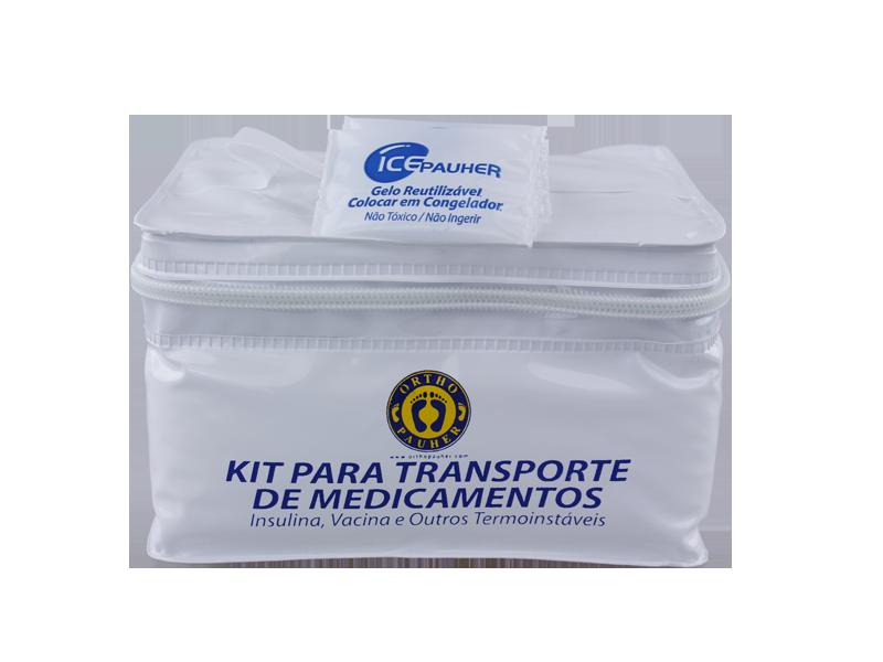 KIT PARA TRANSPORTE DE MEDICAMENTOS  AC089 - ORTHO PAUHER