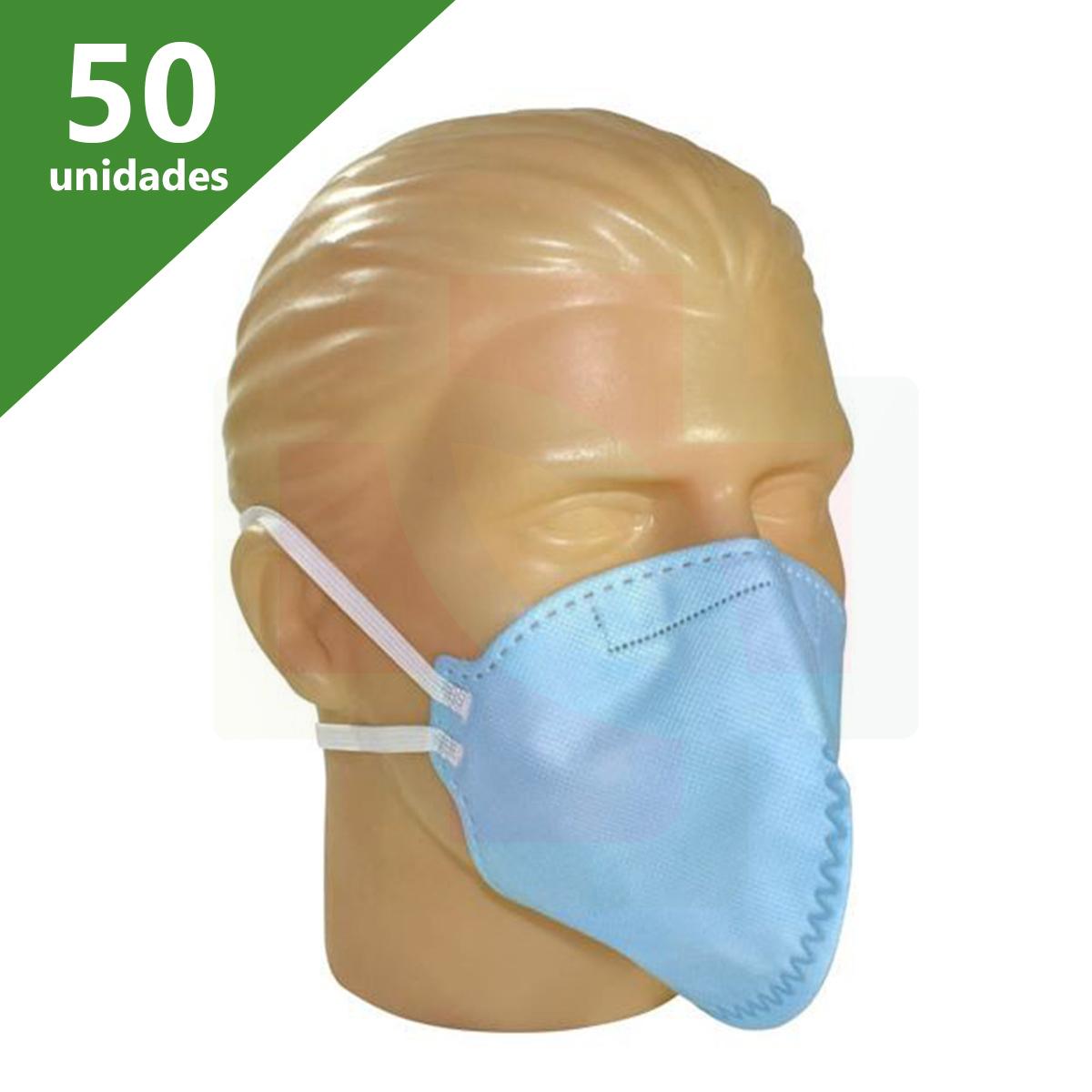 MÁSCARA DE PROTEÇÃO N95 (C/50 UNDS) - DESCARPACK