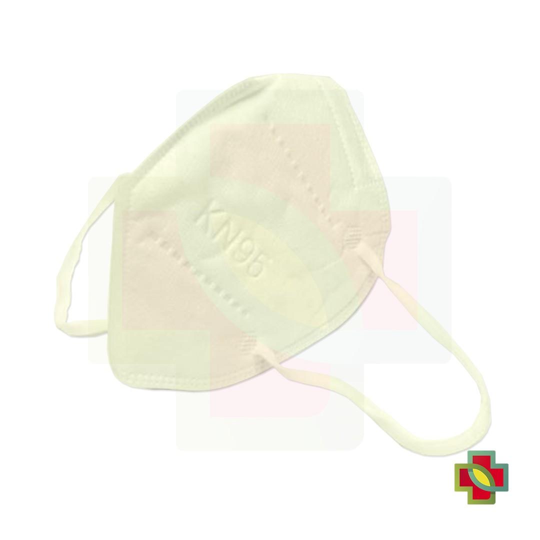 MÁSCARA DE PROTECAO PFF2 N95 KN95 (UND)