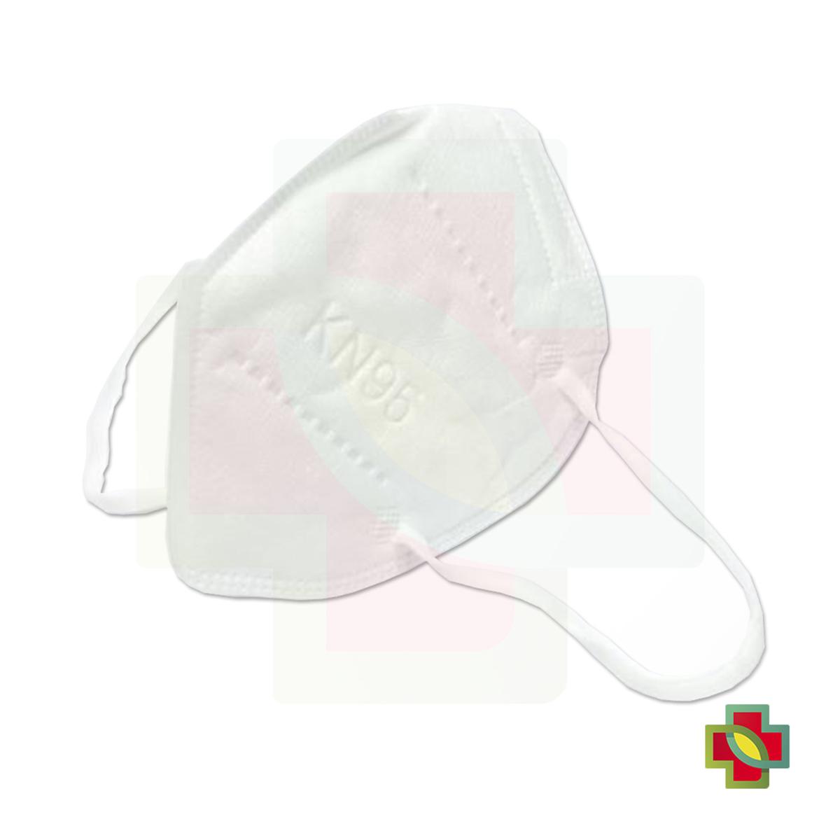 MÁSCARA DE PROTECAO PFF2 N95 KN95 (UND) - MASK