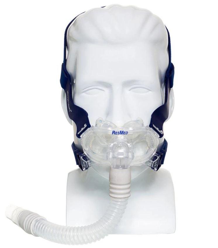 MÁSCARA PARA CPAP BIPAP FACIAL MIRAGE LIBERTY G - RESMED