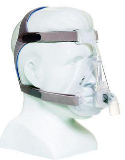MÁSCARA PARA CPAP BIPAP FACIAL QUATTRO AIR GRANDE 62703  - RESMED