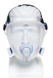 MÁSCARA PARA CPAP BIPAP FACIAL TOTAL FITLIFE G - PHILIPS RESPIRONICS