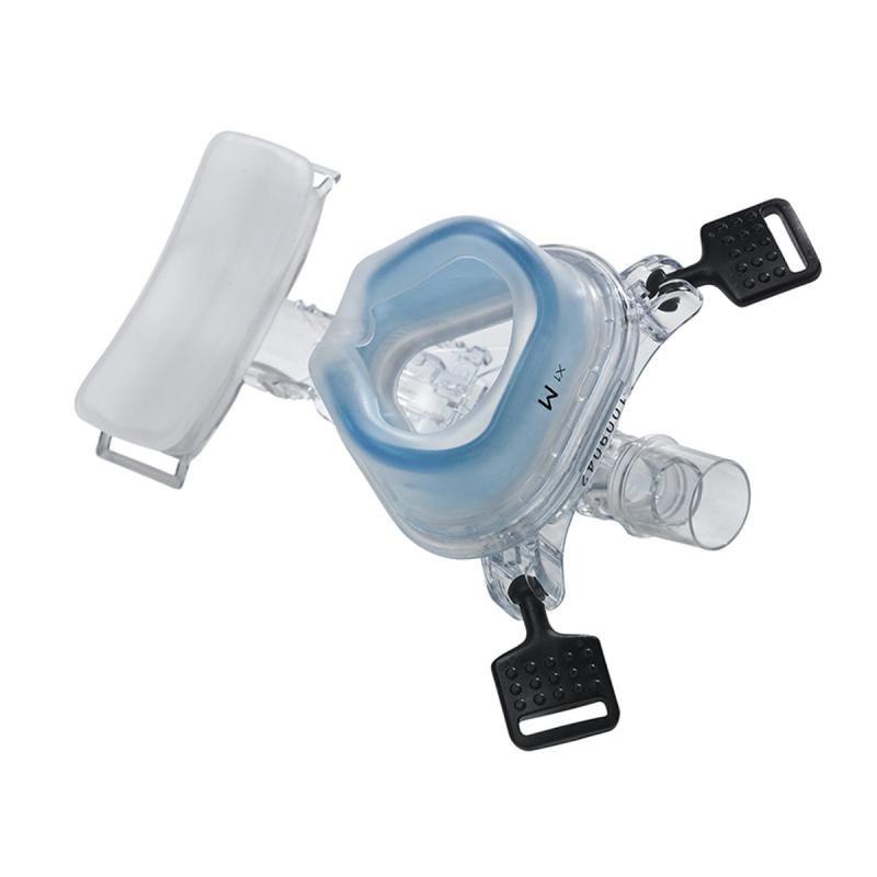 MÁSCARA PARA CPAP BIPAP NASAL COMFORT GEL BLUE TAM. M - PHILLIPS RESPIRONICS