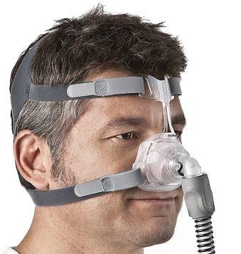 MÁSCARA PARA CPAP BIPAP NASAL MIRAGE FX STANDARD - RESMED