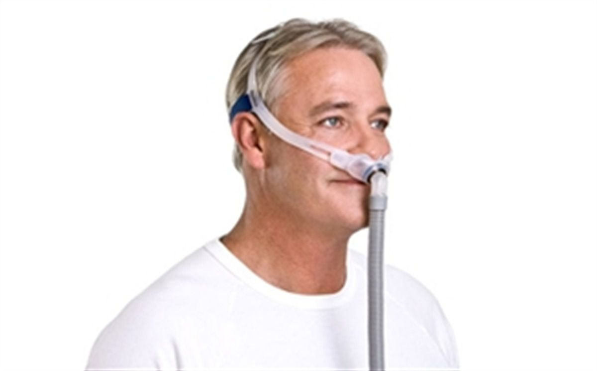 MÁSCARA PARA CPAP BIPAP NASAL SWIFT FX 61500 - RESMED