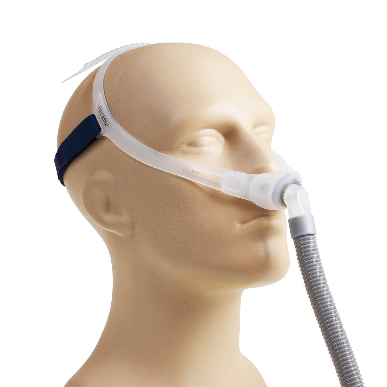 MÁSCARA PARA CPAP BIPAP NASAL SWIFT FX - RESMED