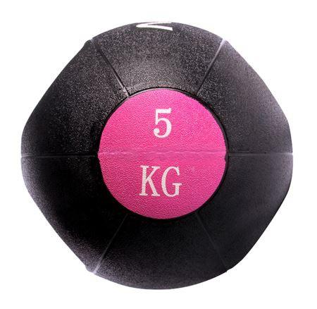 MEDICINE BALL COM PEGADA 5KG T109 - ACTE