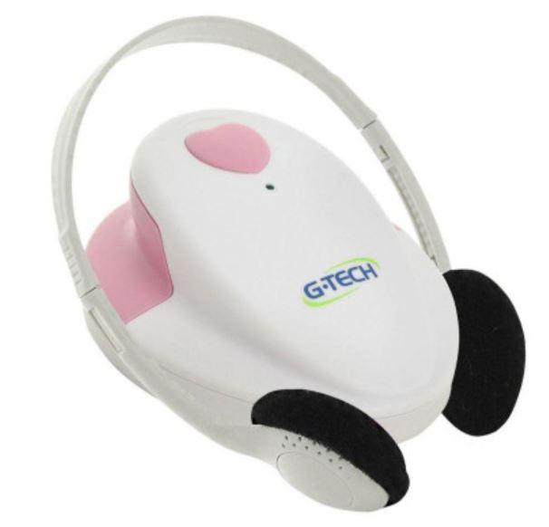 Monitor Fetal Pré-natal Batimentos Cardíacos G-Tech DOPGT1