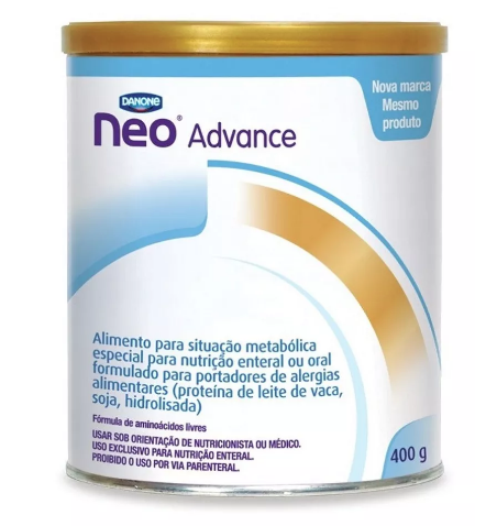 NEO ADVANCE 400G - DANONE