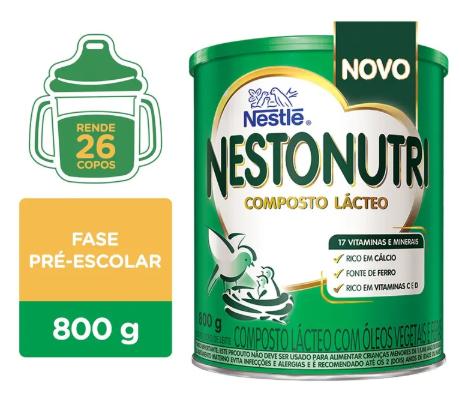 NESTONUTRI 800GR - NESTLE