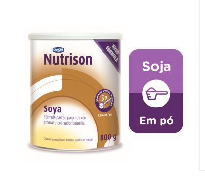 NUTRISON SOYA 800 G - DANONE ENTERAL