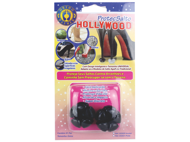 PROTEC SALTO HOLLYWOOD INCOLOR  SG920 - ORTHO PAUHER