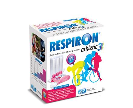 RESPIRON ATHLETIC 3 EXERCITADOR RESPIRATÓRIO - NCS