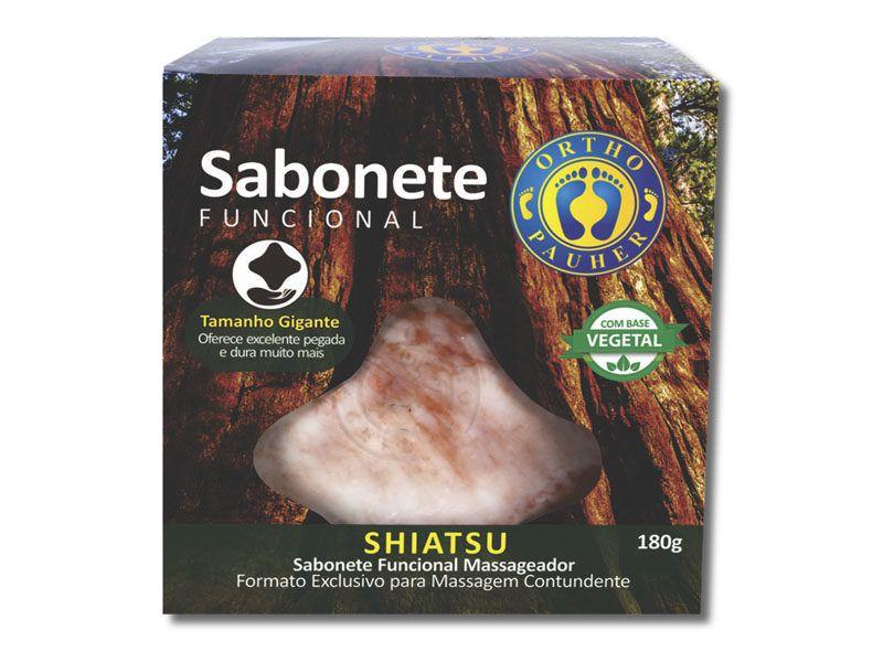SABONETE FUNCIONAL SHIATSU  CM200 - ORTHO PAUHER