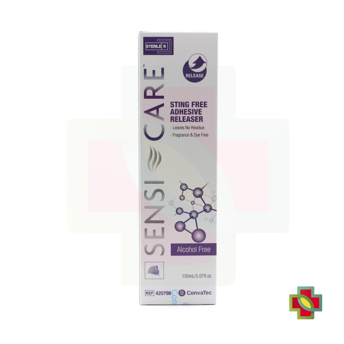 SENSI CARE SPRAY 150 ML REMOVEDOR 420798  - CONVATEC