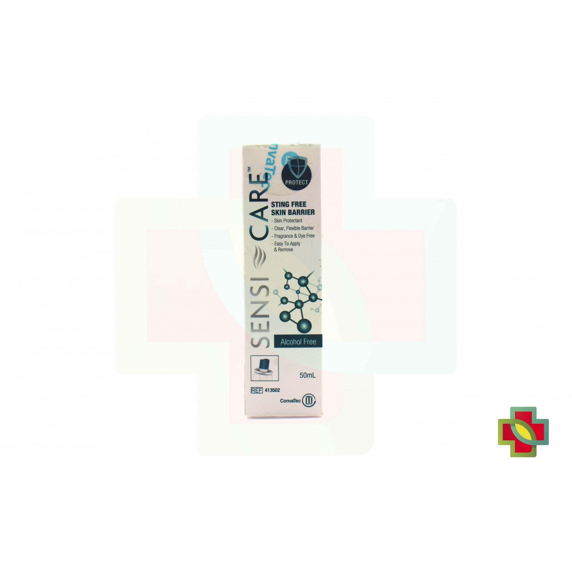 SENSI CARE SPRAY BARREIRA 50ML - CONVATEC