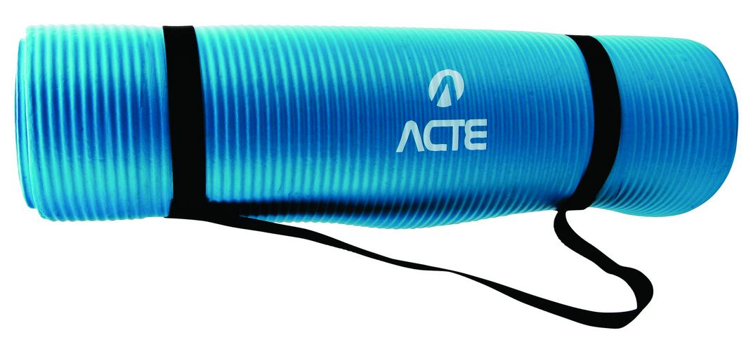 TAPETE PARA EXERCÍCIO COMFORT T54 (AZUL) - ACTE
