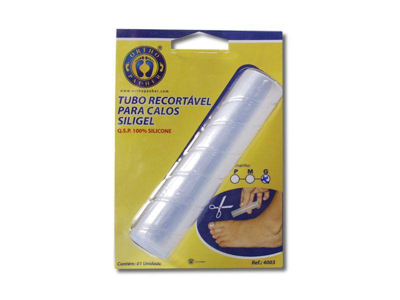 TUBO RECORTÁVEL PARA CALOS SILIGEL (TAM.M) 4003 - ORTHO PAUHER