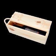 Basalto + embalagem madeira