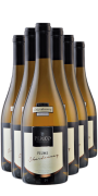 Kit 6 Gfs. Plume Chardonnay 2019 - 750 ml.