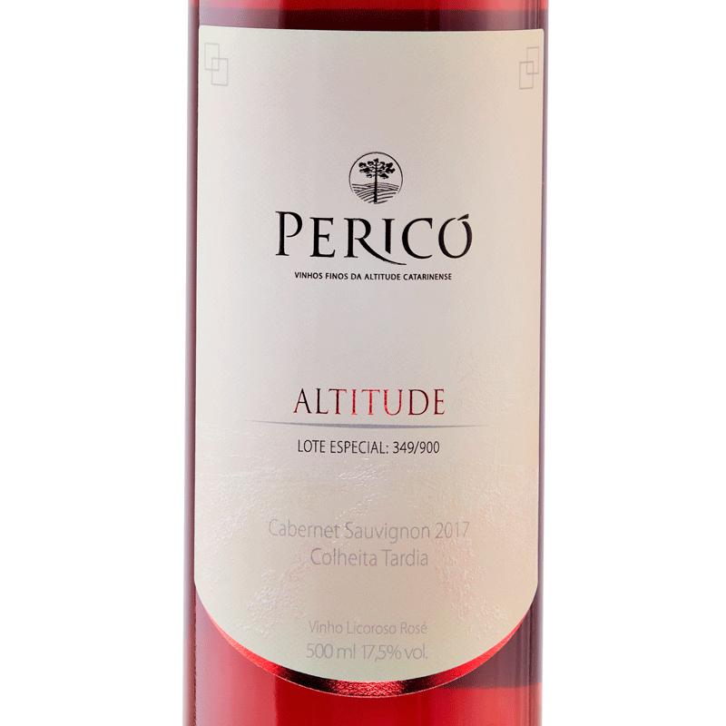 Altitude Licoroso - Safra 2017 - 500 ml.