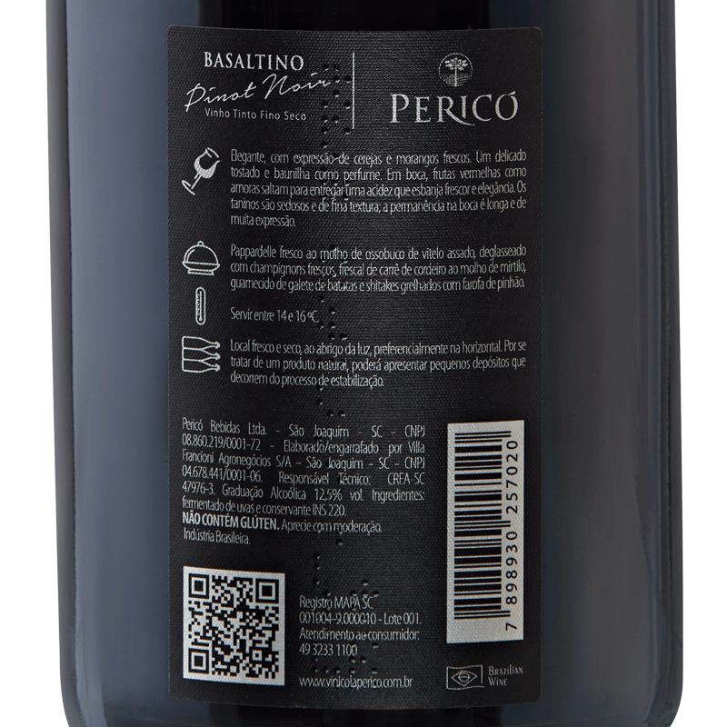 Basaltino Pinot Noir 2019