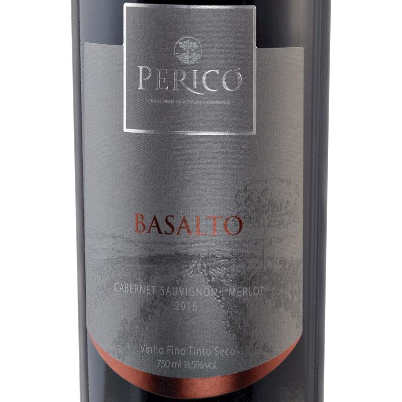 Basalto - Tinto - Safra 2016 750 ml.