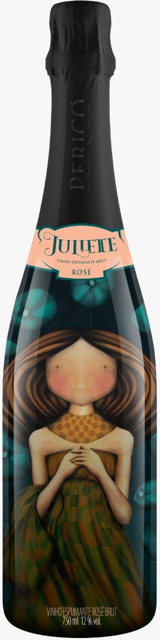 Juliette Rosé Brut 750 ml.