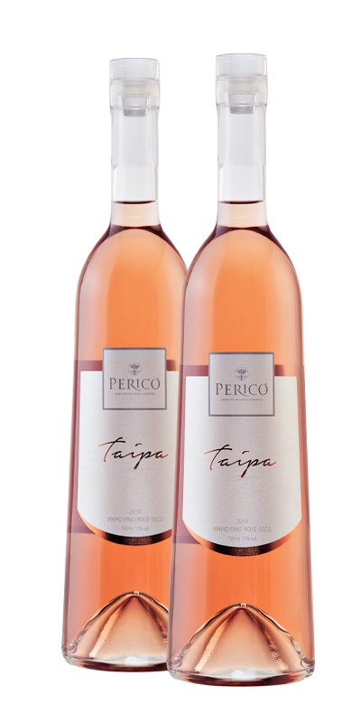 Kit 2 Gfs. Taipa Rosé 2019 - 750 ml.