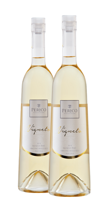 Kit 2 Gfs. Vigneto Sauvignon Blanc 2019 - 750 ml.