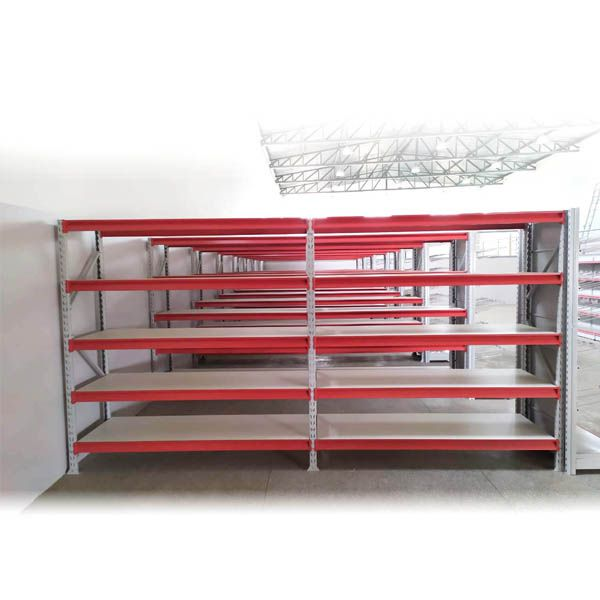 Mpp 250 Kg - Kit Continuação - 2,00 x 1,20 x 0,60 C3 - Crist Li S/ Band C/ Acab Lrj