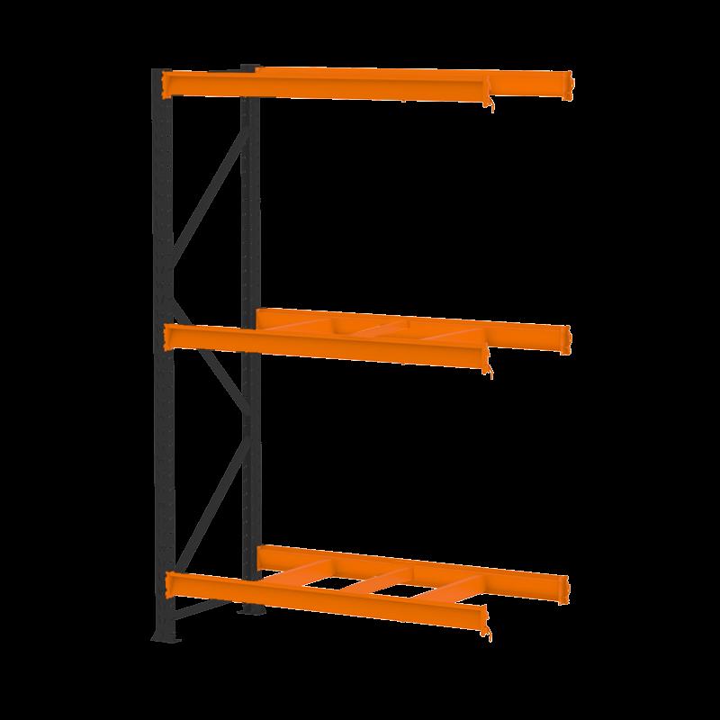 Mini Porta Pallet 500kg CONT LX 3,00X1,80 X 0,80 C3
