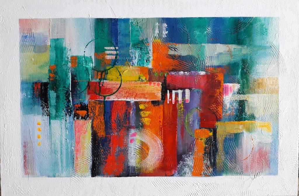 Abstração 1 por Pedro Luiz