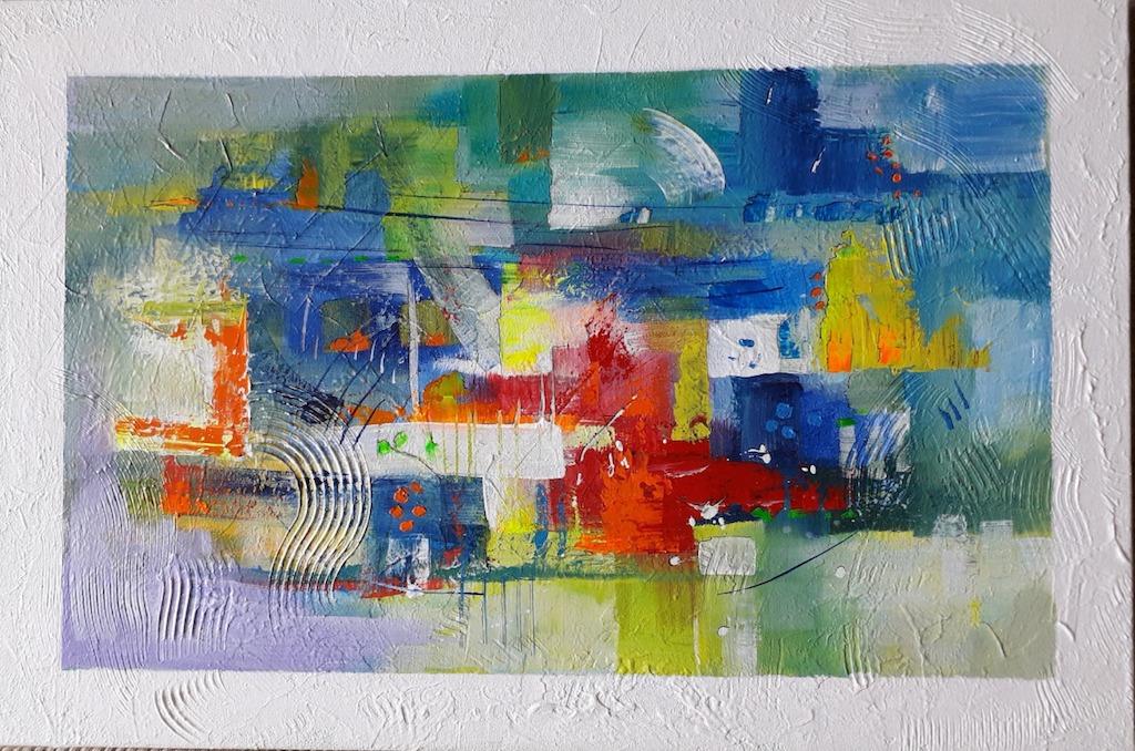 Abstração 2 por Pedro Luiz