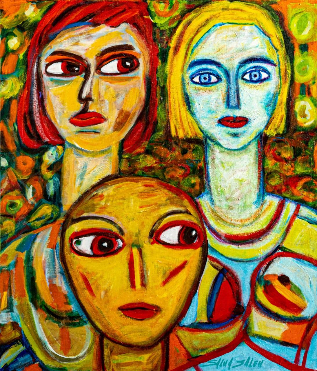 Almas Femininas por Salua Saleh