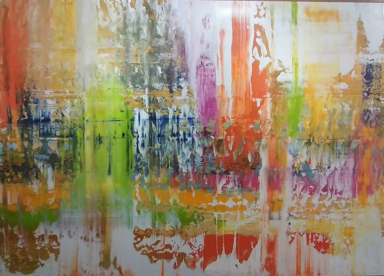 Areias Coloridas por Norberto Noschang