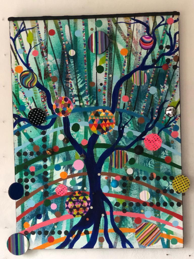 Árvore da vida por Paulo Mendes Faria