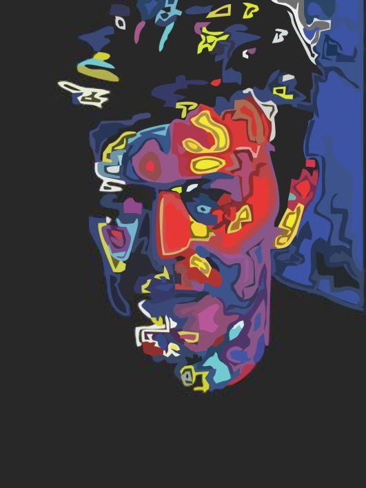 Bowie, O Camaleão por Samuel Machado