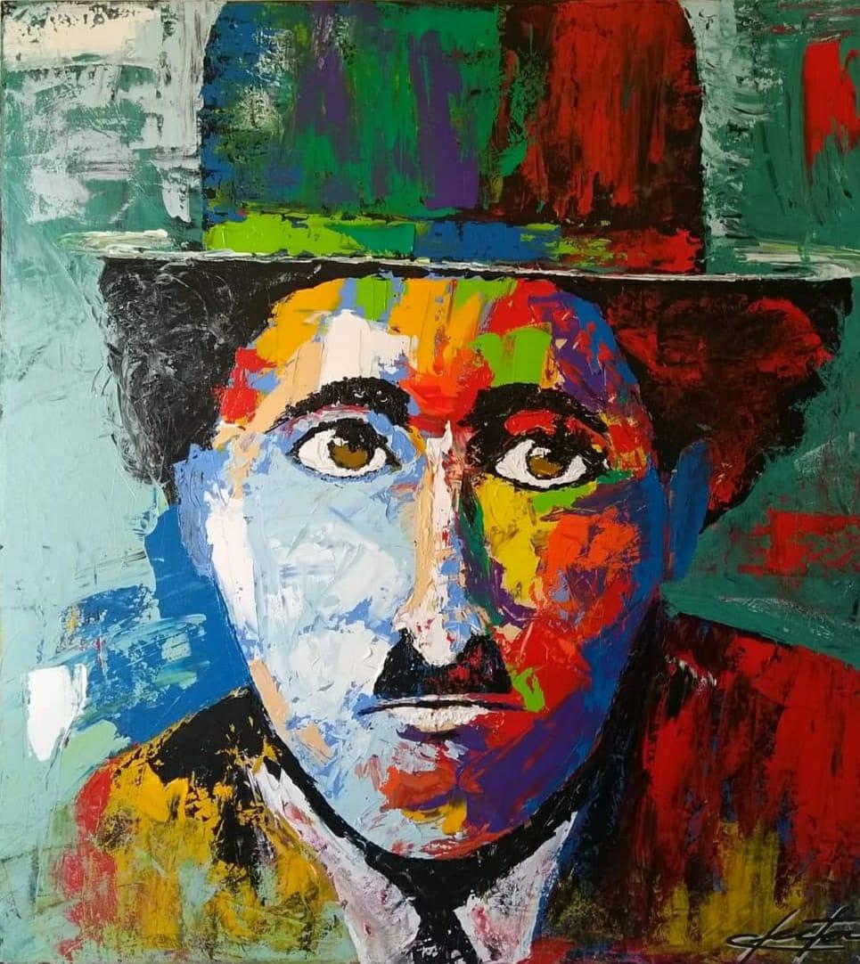 Chaplin por Cleiton Yeshua