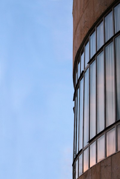 Detalhes de Niemeyer - Museu de Arte da Pampulha, 2019 por Henrique Corregedor