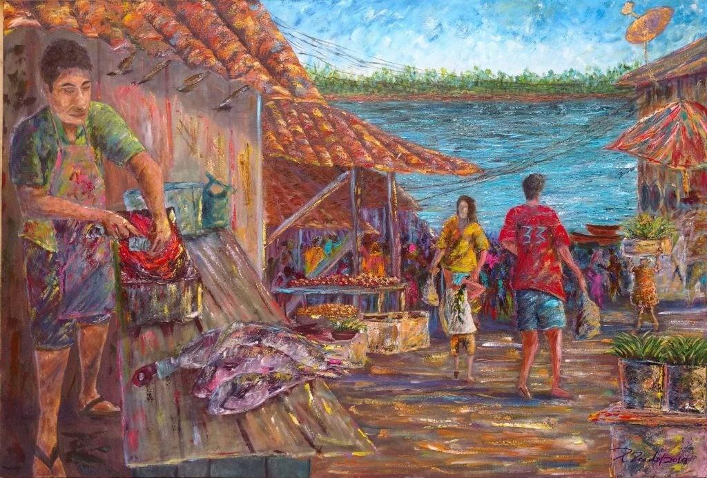 Feira de Puraquequara por Prado