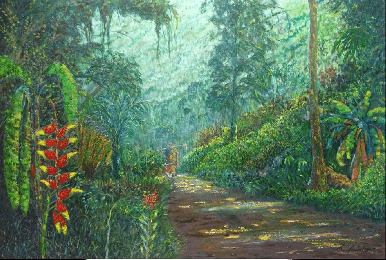 Floresta Amazônica por Rosemberg Prado