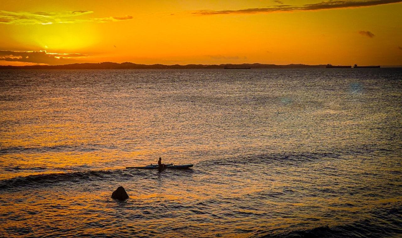Canoa Dream por Daniel Cruz