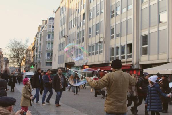 La Rambla - Barcelona, 2014 por Henrique Corregedor