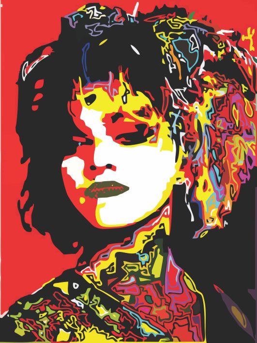 Madonna por Samuel Machado