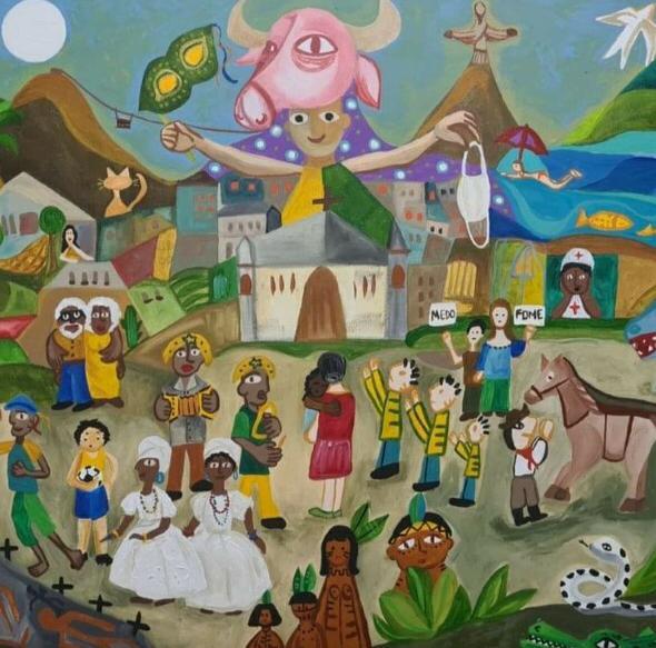 Meu Brasil por Ticiana Parada