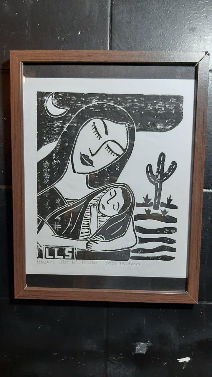 Nazaré  por Leo Ladislau